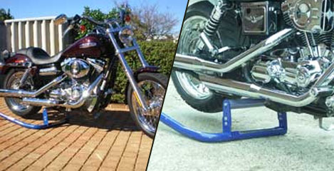 Strong Arm Motorcycle Lifts Harley Davidson Lifts And