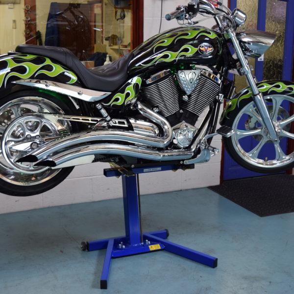 Best Motorcycle Lift : Harley lift eazyrizer big blue
